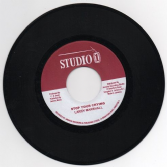 Larry Marshall - Stop Your Crying / A Dis A Candy (Studio One) JA 7""